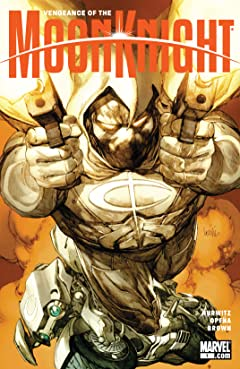 Vengeance of the Moon Knight (2009-2010) #1