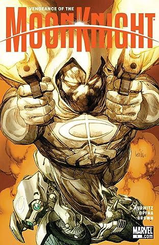 Vengeance of the Moon Knight (2009-2010) #1