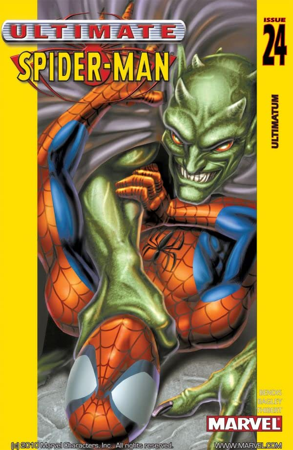 Ultimate Spider-Man (2000-2009) #24
