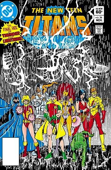 New Teen Titans (1980-1988) #36