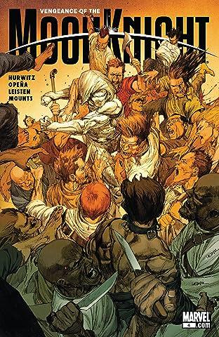 Vengeance of the Moon Knight (2009-2010) #4