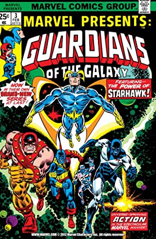 Marvel Presents (1975-1977) #3