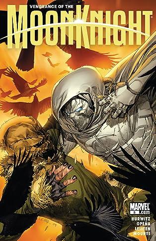 Vengeance of the Moon Knight (2009-2010) #5