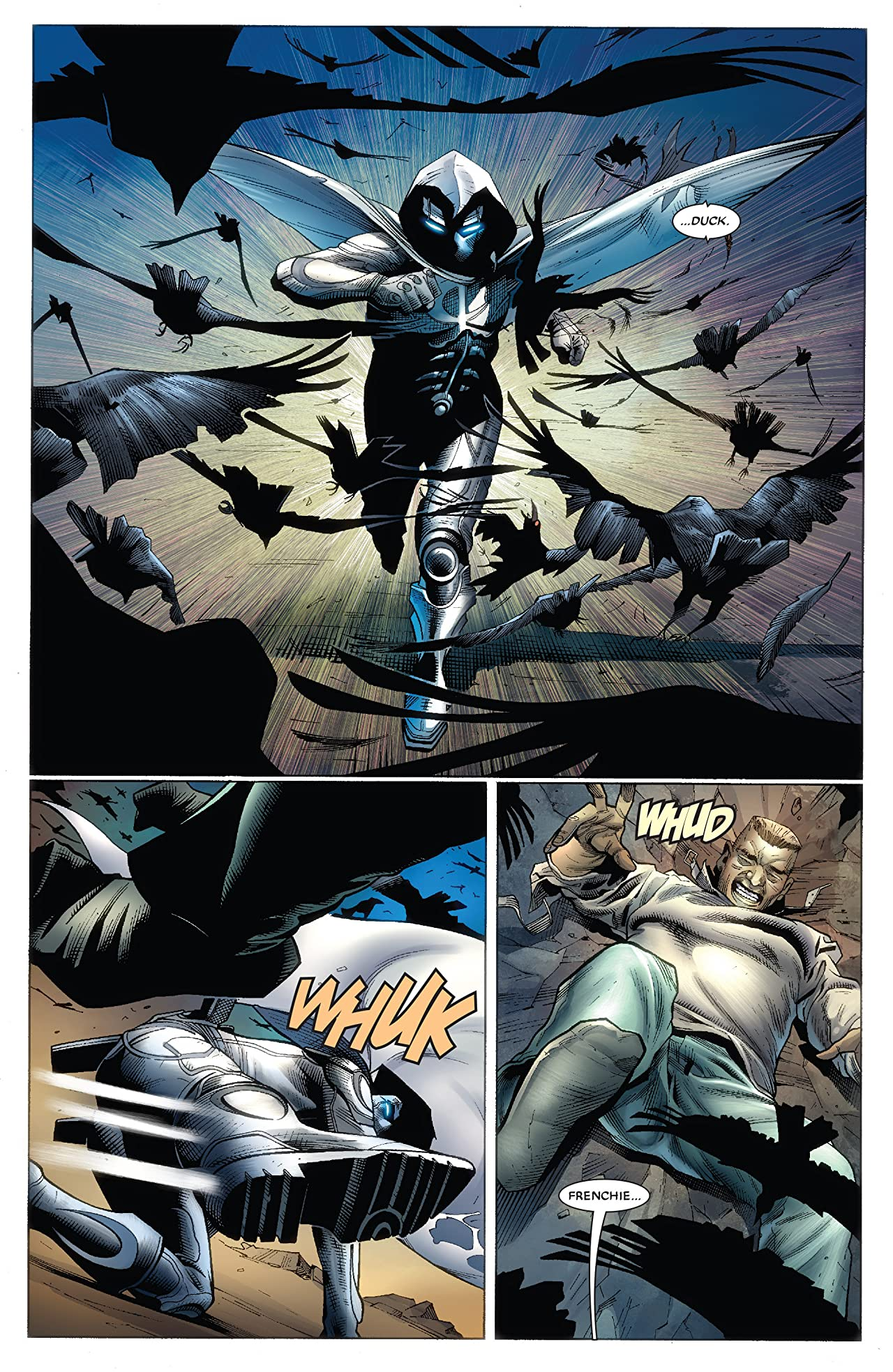 Vengeance of the Moon Knight (2009-2010) #5