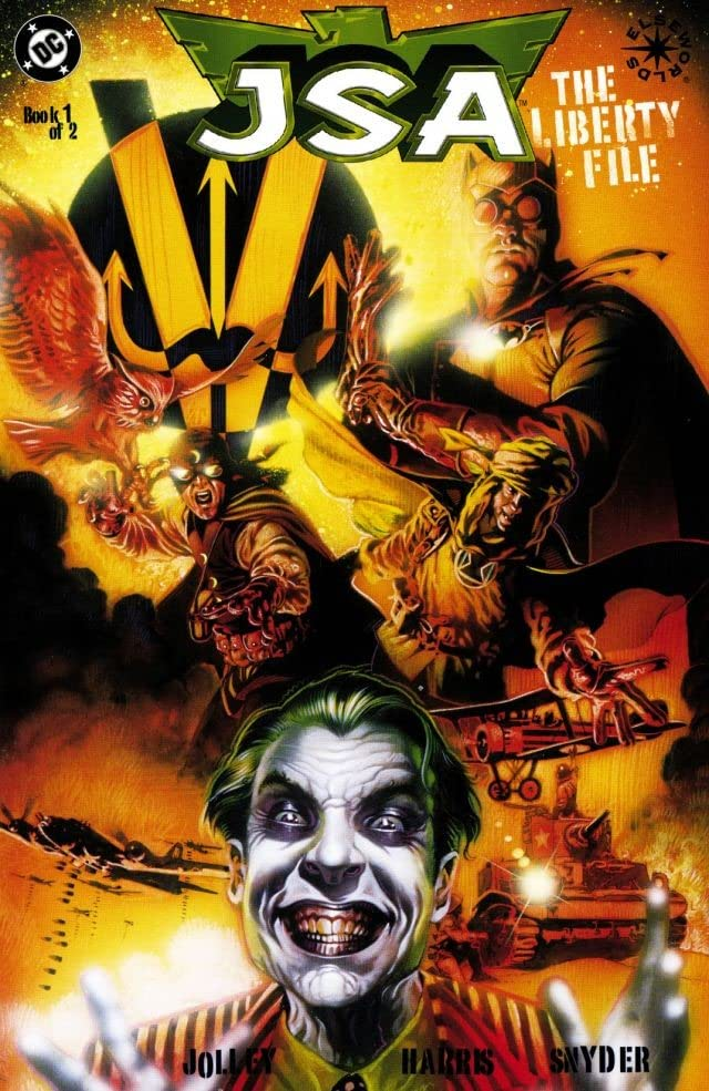 JSA: The Liberty Files (2000) #1 (of 2)
