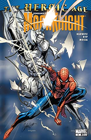 Vengeance of the Moon Knight (2009-2010) #9