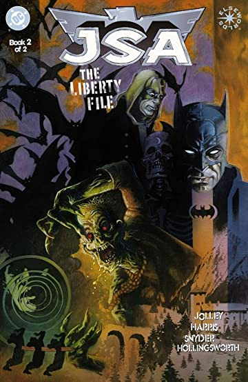 JSA: The Liberty Files (2000) #2 (of 2)