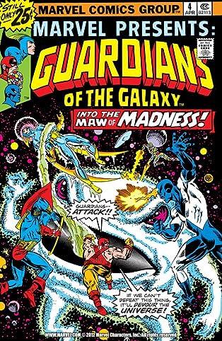 Marvel Presents (1975-1977) #4