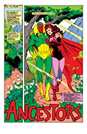 Vision and the Scarlet Witch (1985-1986) #3 (of 12)