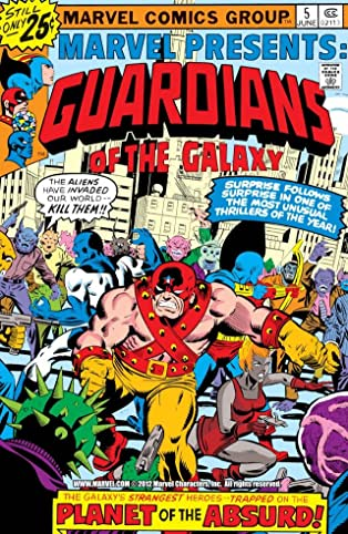 Marvel Presents (1975-1977) #5