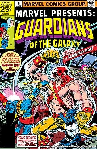 Marvel Presents (1975-1977) #6