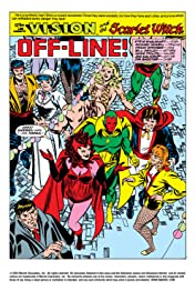 Vision and the Scarlet Witch (1985-1986) #9 (of 12)