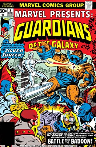 Marvel Presents (1975-1977) #8