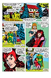Vision and the Scarlet Witch (1985-1986) #12 (of 12)