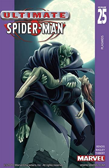 Ultimate Spider-Man (2000-2009) #25