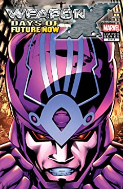 Weapon X: Days Of Future Now (2005) #5 (of 5)