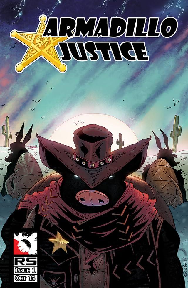 Armadillo Justice #1