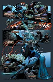 Wraithborn #1
