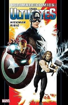 Ultimate Comics Ultimates By Jonathan Hickman Vol. 1