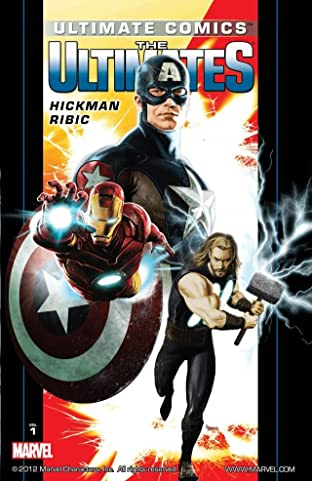 Ultimate Comics Ultimates By Jonathan Hickman Tome 1
