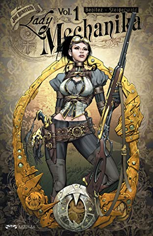 Lady Mechanika COMIC_VOLUME_ABBREVIATION 1: The Mystery of the Mechanical Corpse