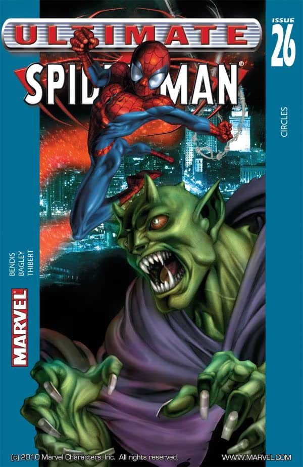 Ultimate Spider-Man (2000-2009) #26