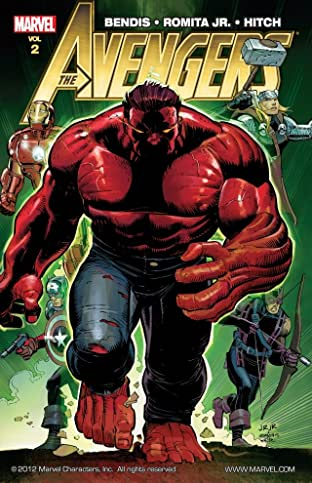Avengers By Brian Michael Bendis Tome 2