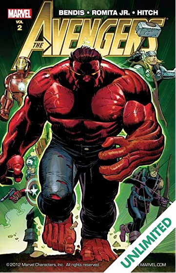 Avengers By Brian Michael Bendis Vol. 2
