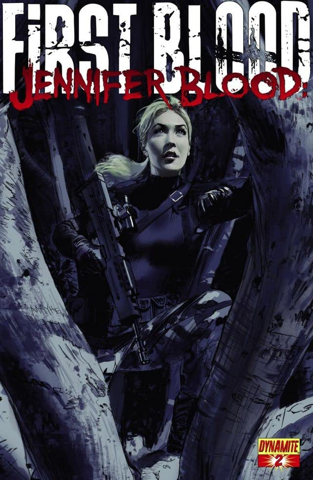 Jennifer Blood: First Blood #2