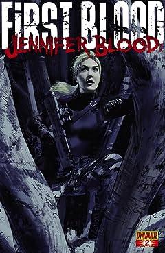 Jennifer Blood: First Blood #2
