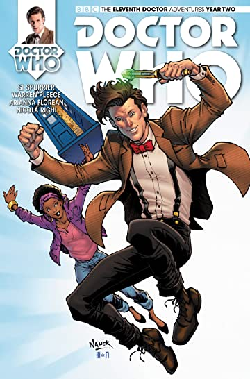 Doctor Who: The Eleventh Doctor No.2.8