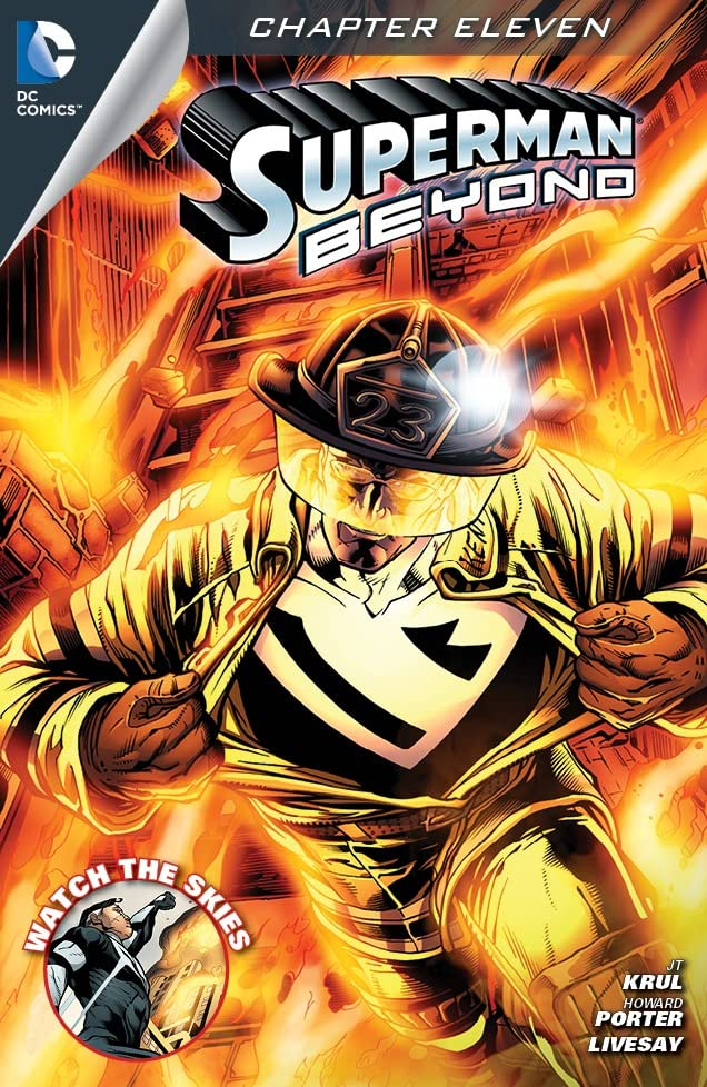 Superman Beyond (2012-2013) #11
