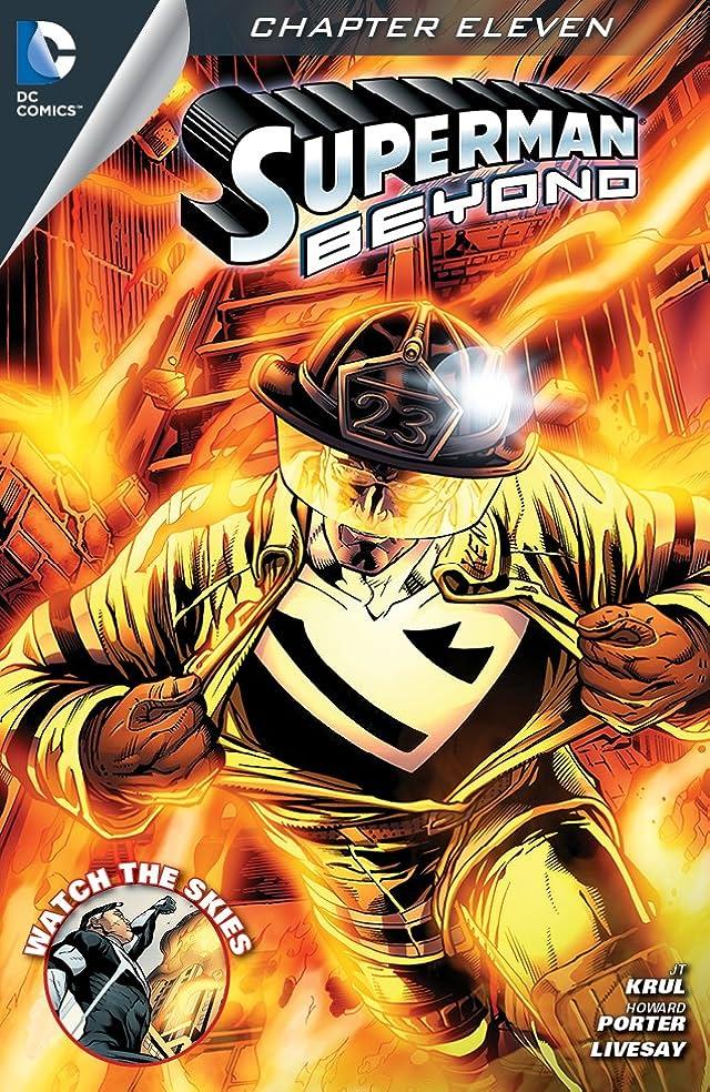 Superman Beyond (2012-2013) #11