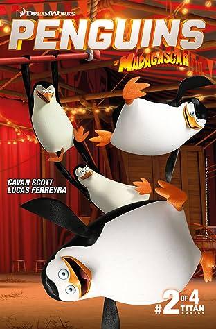 Penguins of Madagascar (2016-) #2