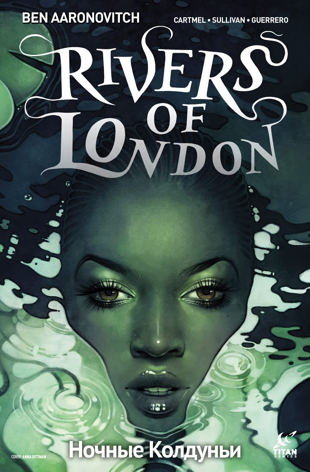 Rivers of London: Night Witch No.2