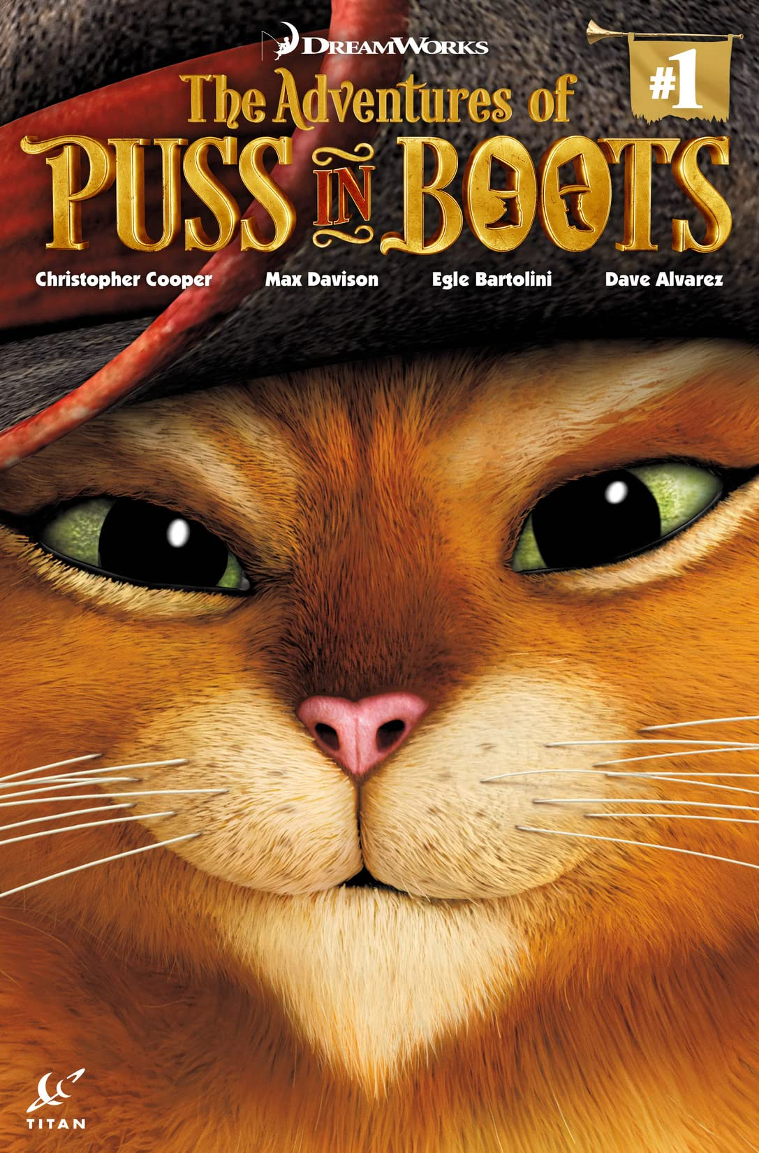 Puss In Boots #1