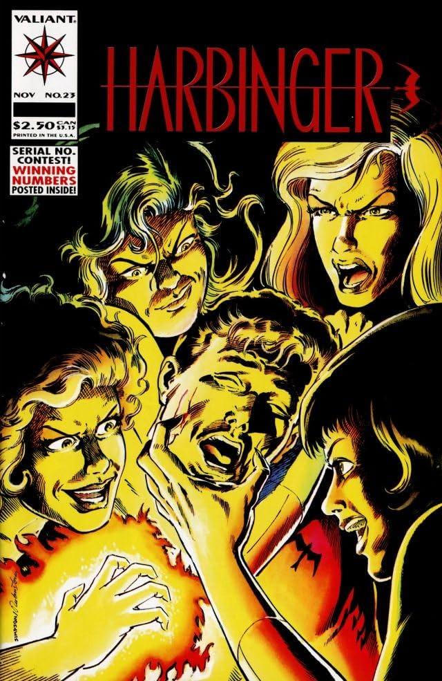 Harbinger (1992-1995) #23