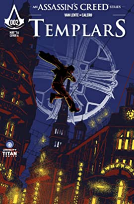 Assassin's Creed: Templars #2
