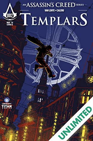 Assassin's Creed: Templars #2