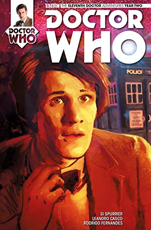 Doctor Who: The Eleventh Doctor No.2.9