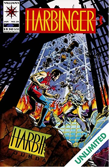 Harbinger (1992-1995) #25