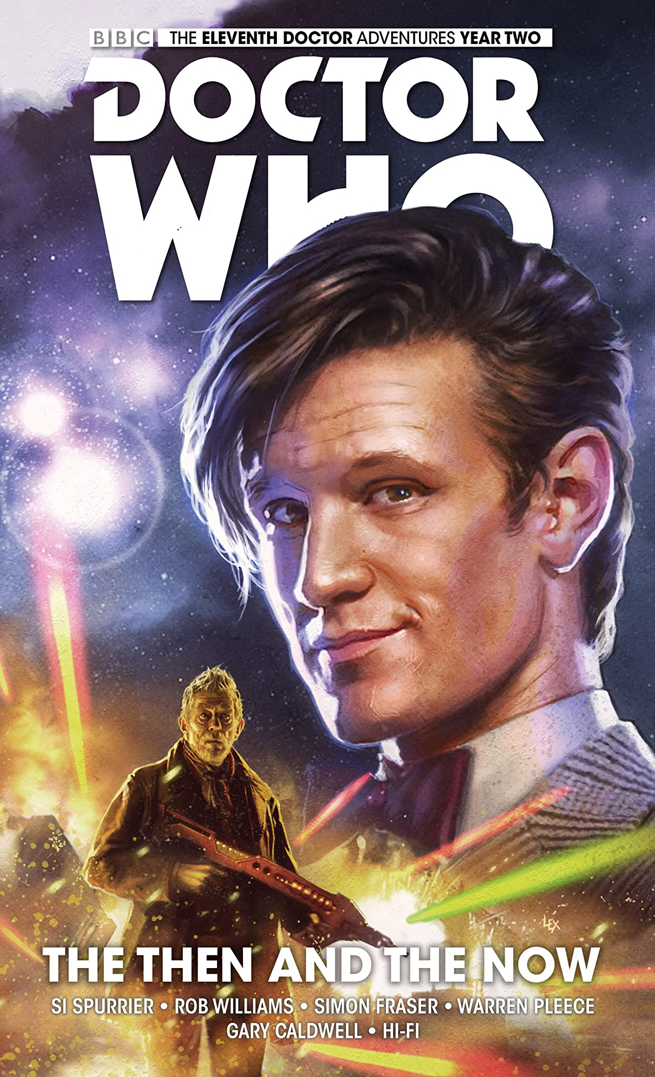 Doctor Who: The Eleventh Doctor Tome 4