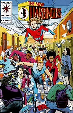 Harbinger (1992-1995) #26