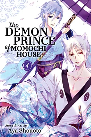 The Demon Prince of Momochi House Vol. 4