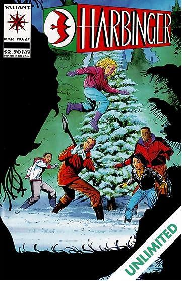 Harbinger (1992-1995) #27
