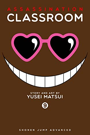 Assassination Classroom Tome 9