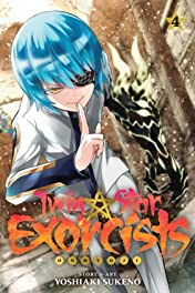 Twin Star Exorcists Vol. 4