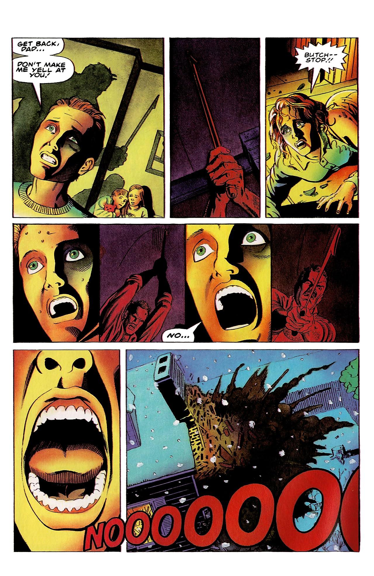 Harbinger (1992-1995) #28
