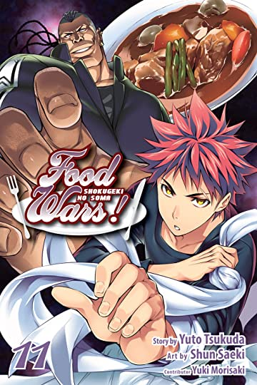 Food Wars!: Shokugeki no Soma Vol. 11