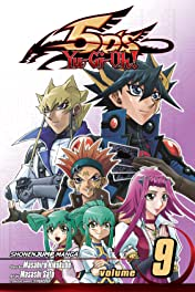 Yu-Gi-Oh! 5D's Tome 9